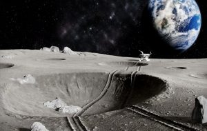 Scientists Want to Send Autonomous 'Robot Swarms' to Mine the Moon