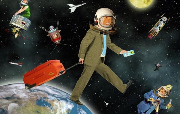 Her İsteyen Uzaya