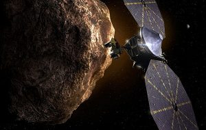 NASA's Lucy Spacecraft Launches to Study Jupiter's Trojan Asteroids