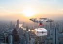 Dünyada İlk Defa Bir Drone, Organ Nakli İçin Hastaneye Akciğer Taşıdı
